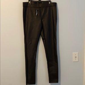 EXPRESS fake leather leggings